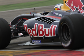 Daniel Ricciardo, ISR, Aragon testing 2011