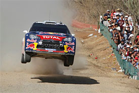 Sebastien Ogier, Rally Mexico