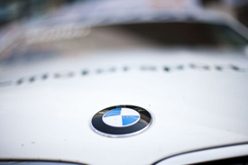BMW logo