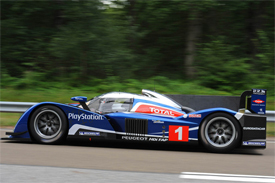 Peugeot 908