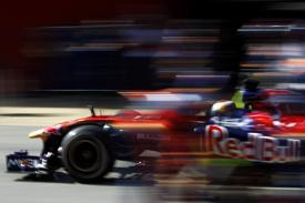 Jaime Alguersuari, Toro Rosso, Catalunya testing 2011