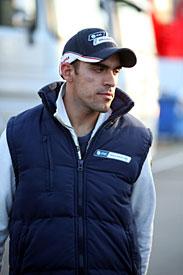Pastor Maldonado, Williams, Barcelona test 2011