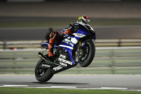 Jorge Lorenzo, Yamaha, Losail testing 2011