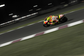 Valentino Rossi, Ducati, Losail testing