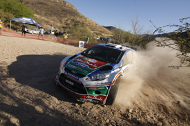 Mikko Hirvonen, Ford, Mexico 2011