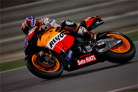 Casey Stoner, Honda, Losail 2011