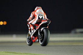 Nicky Hayden, Ducati, Qatar 2011