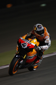 Andrea Dovizioso, Honda, Losail 2011