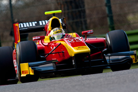 Dani Clos, Racing Engineering, Imola GP2 Asia 2011