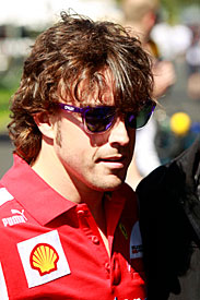 Fernando Alonso, Melbourne, 2011, Thursday