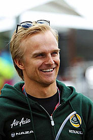 Heikki Kovalainen, Lotus, Australia 2011, Thursday