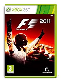 Codemasters confirms F1 2011 