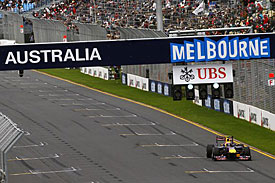 Mark Webber, Red Bull, Australia 2011