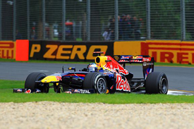 Sebastian Vettel, Red Bull, Melbourne 2011