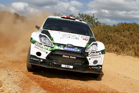 Matthew Wilson, Stobart Ford, Portugal 2011