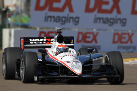 Will Power, Penske, St Petersburg 2011