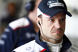 Rubens Barrichello, Williams, Australia 2011