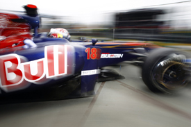 Sebastien Buemi, Toro Rosso, Melbourne 2011
