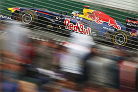 Sebastian Vettel, Red Bull, Australian GP