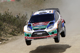 Jari-Matti Latvala, Ford, Portugal 2011