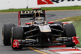 Nick Heidfeld, Renault, Australian GP