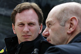 Christian Horner, Red Bull, Australia 2011