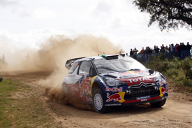 Sebastien Ogier, Citroen, Portugal 2011