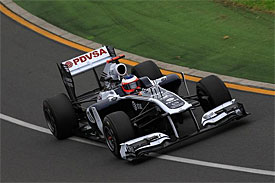 Rubens Barrichello, Williams, Australian GP