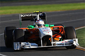 Paul di Resta, Force India, Australian GP