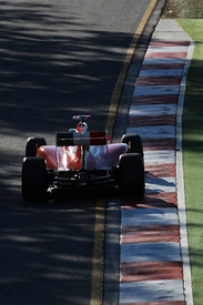 Fernando Alonso, Ferrari, Melbourne 2011