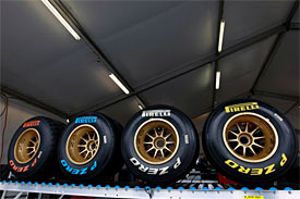 Pirelli considers tweaking markings