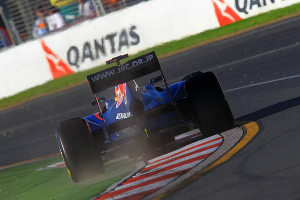 -Formula 1 - Season 2011 - 1301496498