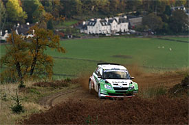 Date change for Rally of Scotland 