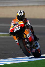 Dani Pedrosa, Honda, Jerez 2011