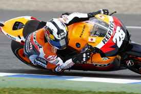 Dani Pedrosa, Honda, Jerez 2011