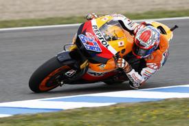 Casey Stoner, Honda, Jerez 2011