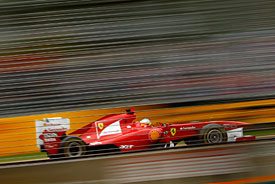 Fernando Alonso, Ferrari, Australian GP