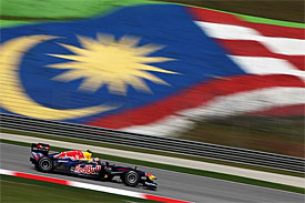 Mark Webber, Red Bull, Malaysian GP