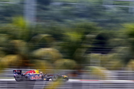 Mark Webber, Red Bull, Sepang 2011