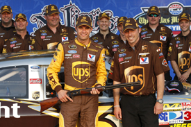 David Ragan takes pole at Texas