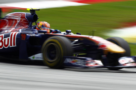 Jaime Alguersuari, Toro Rosso, Sepang 2011