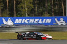 Marc Basseng/Markus Winkelhock All-Inkl Lamborghini, Zolder 2011