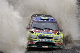 Ford, Rally GB 2010