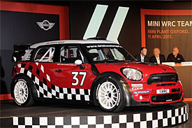 Richards expects 10 Minis in 2012