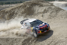 Sebastien Ogier, Citroen, Jordan 2011