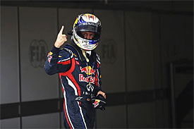 Sebastian Vettel, Red Bull, Chinese GP