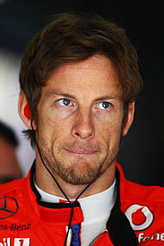 Jenson Button, McLaren, China 2011