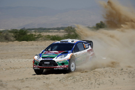 Jari-Matti Latvala, Ford, Jordan 2011