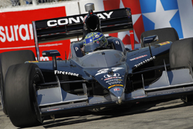 Mike Conway, Andretti, Long Beach 2011