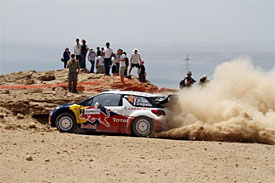 Citroen questions Middle East rally